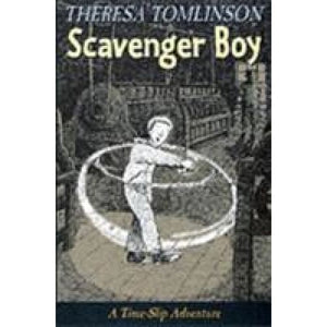 Scavenger Boy - Walker Books 9780744559972