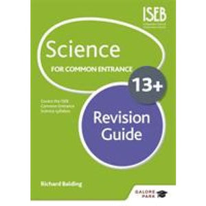 Science for Common Entrance 13+ Revision Guide - Hodder Education 9781471847165