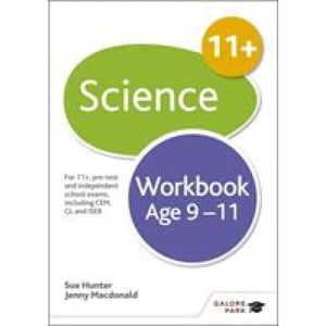 Science Workbook Age 9-11 - Hodder Education 9781510429819