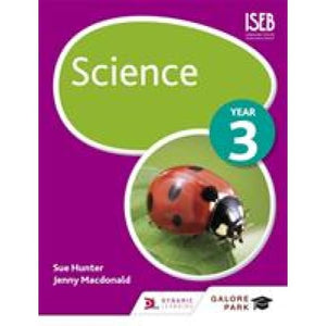 Science Year 3 - Hodder Education 9781471856280