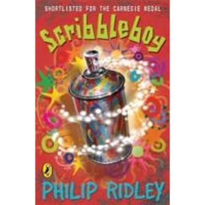 Scribbleboy - Penguin Books 9780140368949