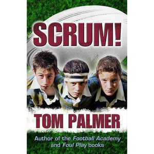 Scrum! - Barrington Stoke 9781842999448
