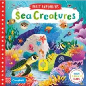 Sea Creatures - Pan Macmillan 9781509832613