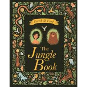 Search and Find The Jungle Book: A Rudyard Kipling - Templar Publishing 9781787411364