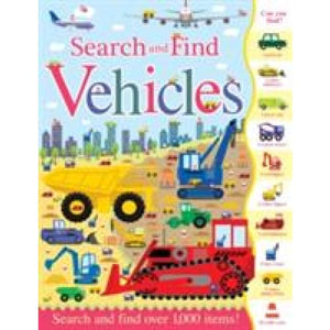 Search and Find Vehicles - Imagine That Publishing 9781787000292