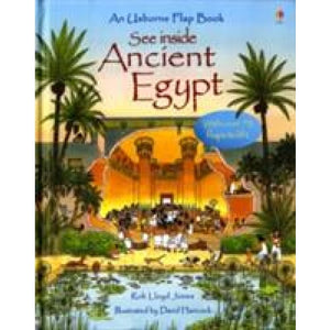 See Inside Ancient Egypt - Usborne Books 9780746084120