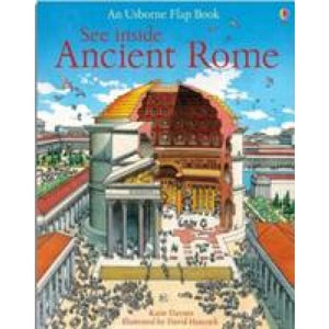 See Inside Ancient Rome - Usborne Books 9780746070031