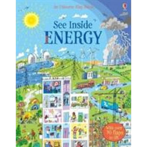 See Inside Energy - Usborne Books 9781474917964