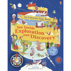 See Inside Exploration and Discovery - Usborne Books 9781409563976