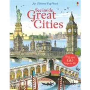 See Inside Great Cities - Usborne Books 9781409519041