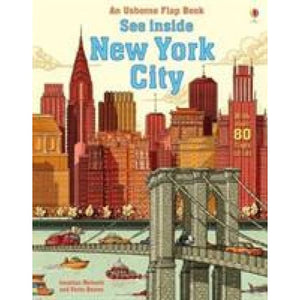 See Inside New York City - Usborne Books