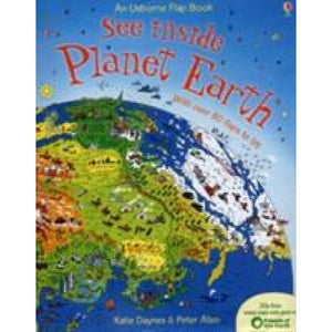 See Inside Planet Earth - Usborne Books 9780746087541