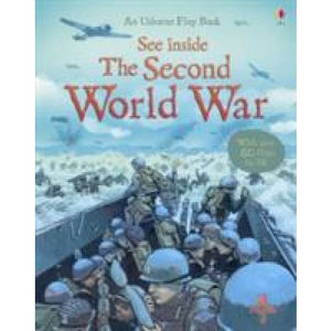 See Inside Second World War - Usborne Books 9781409523291