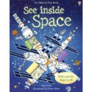 See Inside Space - Usborne Books 9780746087596