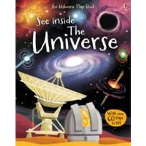 See Inside the Universe - Usborne Books 9781409563969