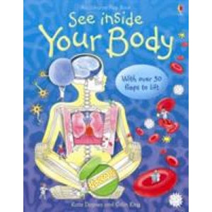 See Inside Your Body - Usborne Books 9780746070055