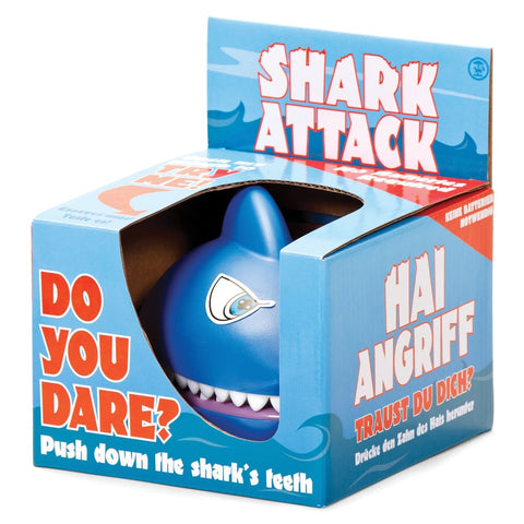 Image of Shark Attack - Tobar 5038728027554
