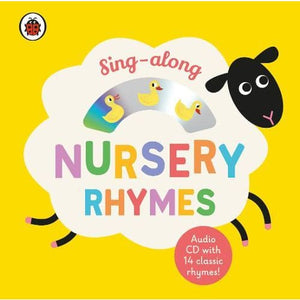 Sing-along Nursery Rhymes: CD and Board Book - Penguin Books 9780241344682