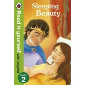 Sleeping Beauty - Read it yourself with Ladybird: Level 2 - Penguin Books 9780723272922