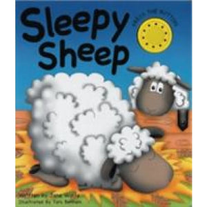 Sleepy Sheep - Anness Publishing 9781843227786