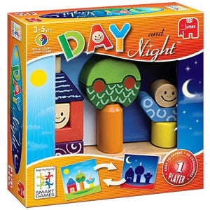 Smart Games Day and Night Wooden Brainteaser