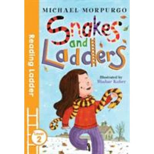 Snakes and Ladders - Egmont 9781405282345
