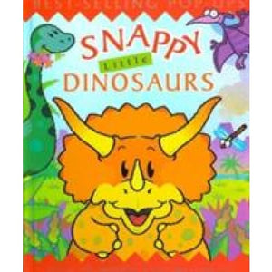 Snappy Little Dinosaurs - Templar Publishing 9781840112320