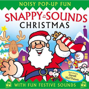 Snappy Sounds: Christmas - Templar Publishing 9781840111620