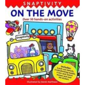 Snaptivity On The Move - Templar Publishing 9781848775794