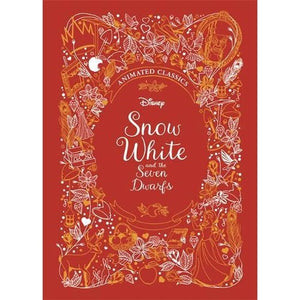 Snow White and the Seven Dwarfs (Disney Animated Classics) - Templar Publishing 9781787413610