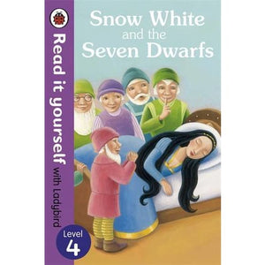 Snow White and the Seven Dwarfs - Read it yourself with Ladybird: Level 4 - Penguin Books 9780723273271