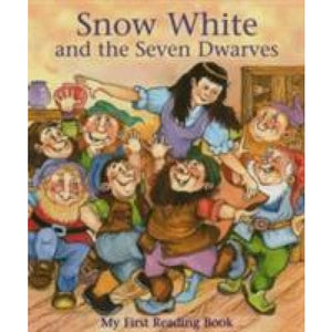 Snow White and the Seven Dwarves (floor Book): My First Reading Book - Anness Publishing 9781843229032