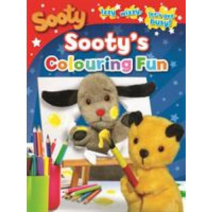 Sooty's Colouring Fun - Award Publications 9781782702511