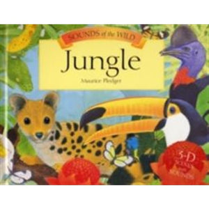 Sounds of the Wild - Jungle - Templar Publishing 9781840118896