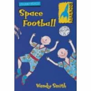 Space Football - Bloomsbury Publishing 9780713661101