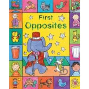 Sparkly Learning: First Opposites - Anness Publishing 9781843228448