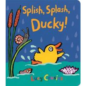 Splish Splash Ducky! - Walker Books 9781406380903