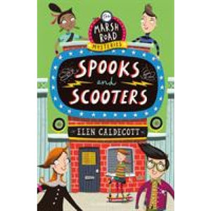 Spooks and Scooters - Bloomsbury Publishing 9781408852736