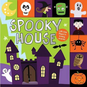Spooky House: Lift The Flap Tab Books - Priddy 9781783411771