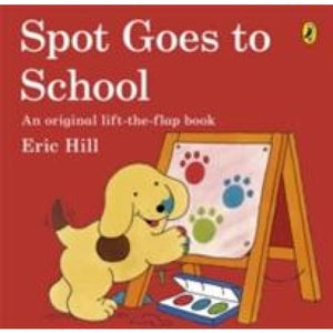 Spot Goes to School - Penguin Books 9780141343785