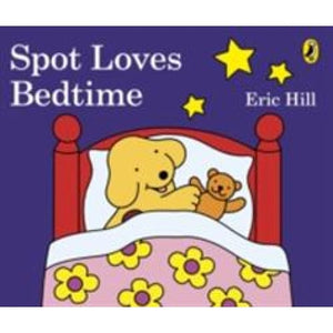 Spot Loves Bedtime - Penguin Books 9780141362861