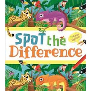 Spot the Difference - Arcturus Publishing 9781788281003