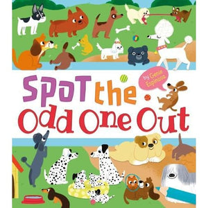 Spot the Odd One Out - Arcturus Publishing 9781788287012