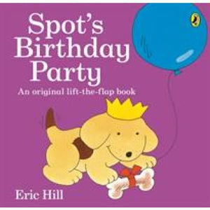 Spot's Birthday Party - Penguin Books 9780141362434