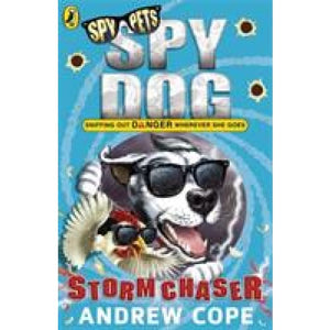 Spy Dog: Storm Chaser - Penguin Books 9780141357157
