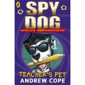 Spy Dog Teacher's Pet - Penguin Books 9780141336206