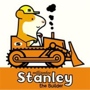 Stanley the Builder - Vintage Publishing 9781780080499