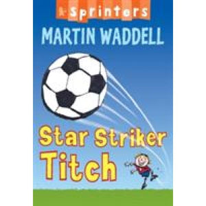 Star Striker Titch - Walker Books 9781844289691