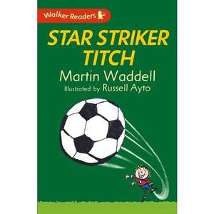 Star Striker Titch - Walker Books 9781406378771
