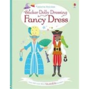 Sticker Dolly Dressing Fancy Dress - Usborne Books 9781474928182